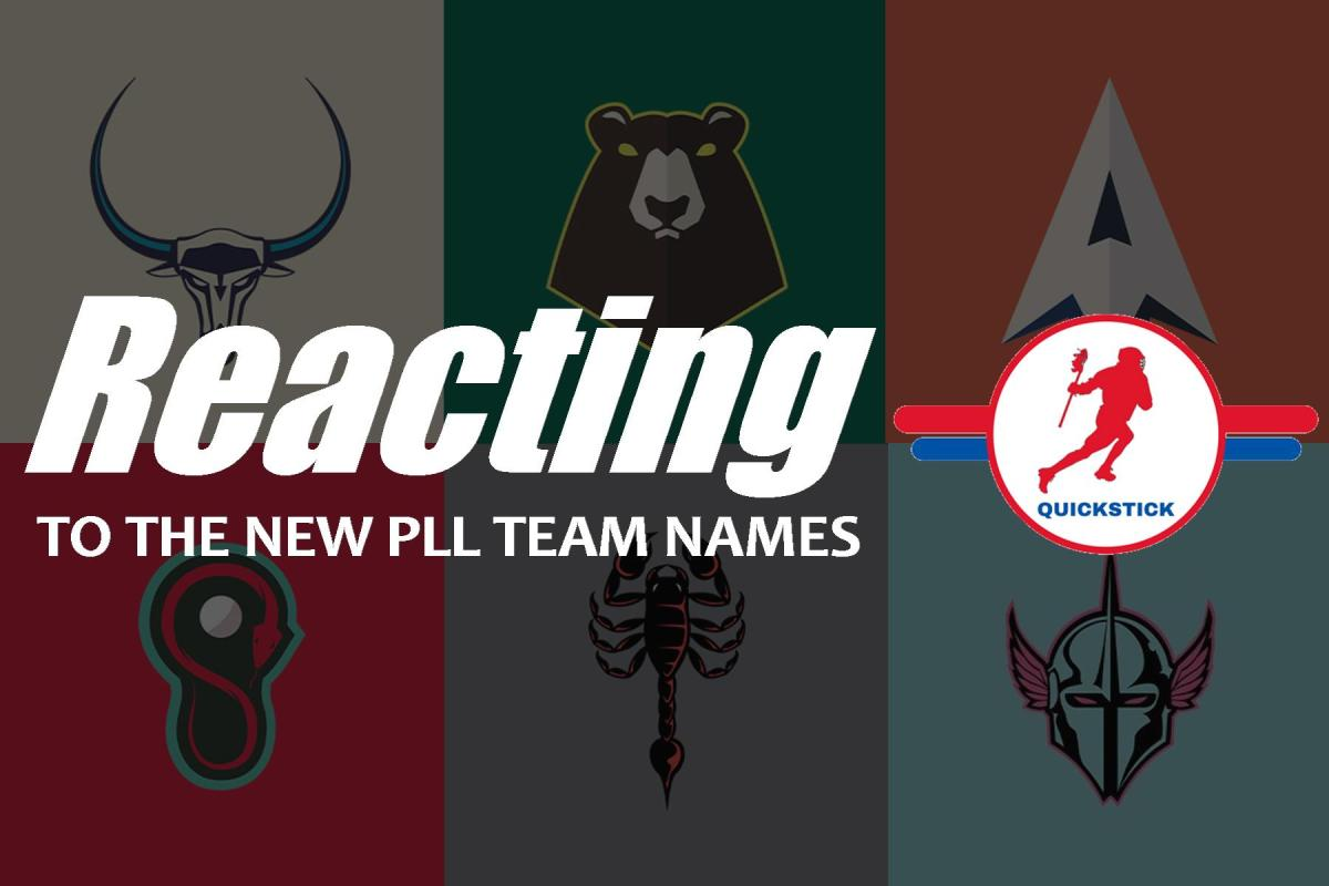 Reacting to the PLL Team Names – QuickStick